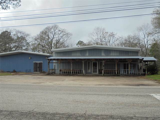 794 S Main Street, Brundidge, AL 36010 (MLS #467743) :: Team Linda Simmons Real Estate