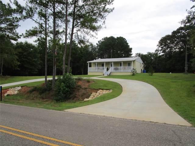 1628 County Road 643 ., Coffee Springs, AL 36318 (MLS #467964) :: Team Linda Simmons Real Estate