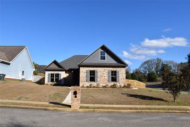 217 Savannah Drive, Enterprise, AL 36330 (MLS #468069) :: Team Linda Simmons Real Estate