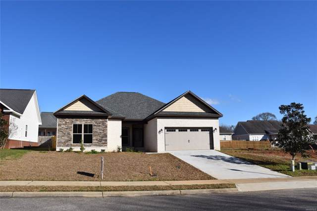 205 Savannah Drive, Enterprise, AL 36330 (MLS #468078) :: Team Linda Simmons Real Estate
