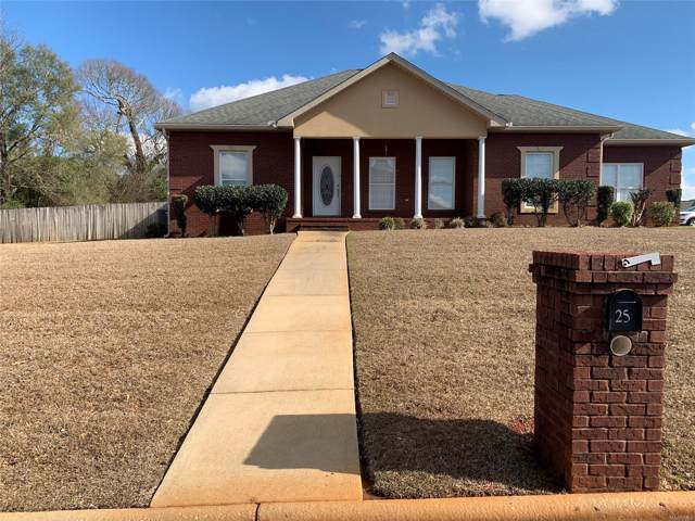 25 County Road 749 ., Enterprise, AL 36330 (MLS #468081) :: Team Linda Simmons Real Estate