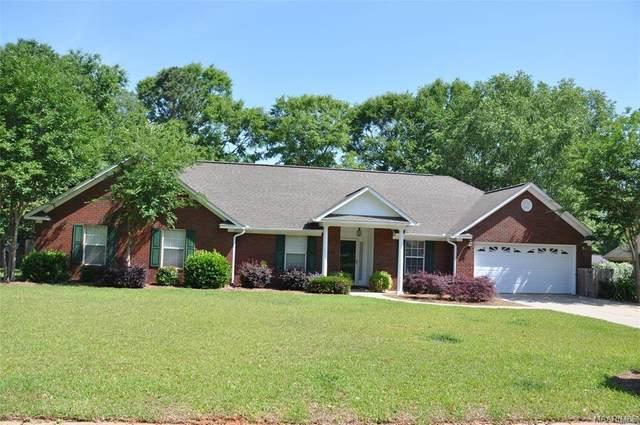 206 Wellston Drive, Enterprise, AL 36330 (MLS #468615) :: Team Linda Simmons Real Estate