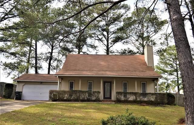 609 Chickasaw Road, Enterprise, AL 36330 (MLS #468747) :: Team Linda Simmons Real Estate