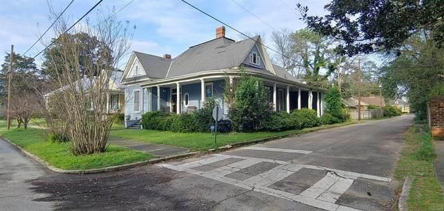 500 Lapsley Street, Selma, AL 36701 (MLS #468797) :: Buck Realty