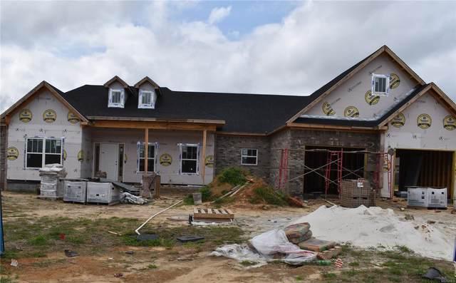 142 County Road 753, Enterprise, AL 36330 (MLS #468912) :: Team Linda Simmons Real Estate