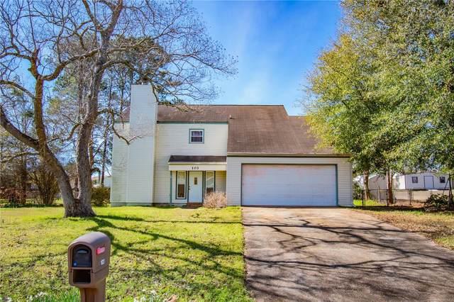 103 E Pondella Drive, Enterprise, AL 36330 (MLS #468926) :: Team Linda Simmons Real Estate