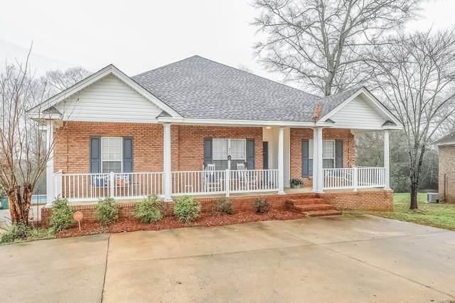 135 Forestview Drive, Millbrook, AL 36054 (MLS #469003) :: Buck Realty