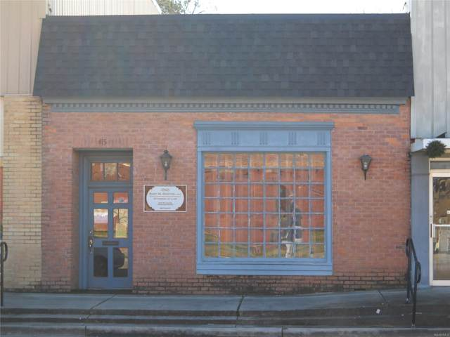 415 Davis Street W, Elba, AL 36323 (MLS #469017) :: Team Linda Simmons Real Estate