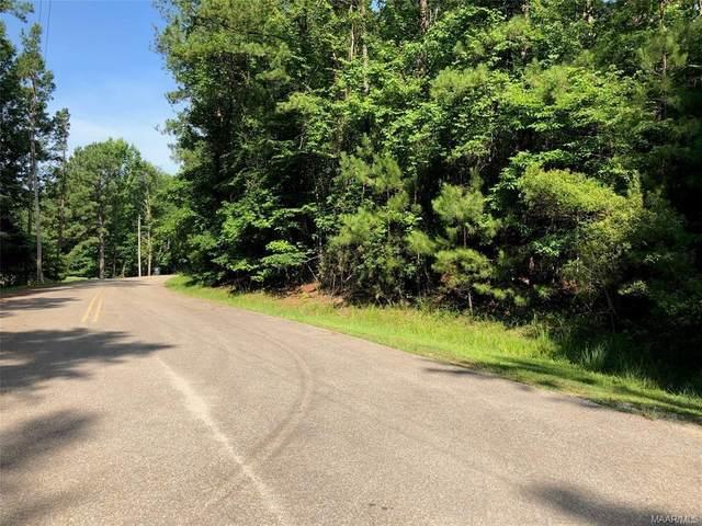 0 Waterfall Trail, Wetumpka, AL 36092 (MLS #469256) :: Buck Realty