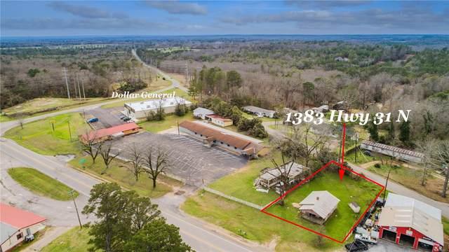 1383 Highway 31 N, Prattville, AL 36067 (MLS #469313) :: Buck Realty
