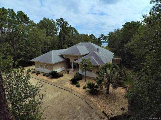 125 Collinswood Drive, Eufaula, AL 36027 (MLS #469469) :: Team Linda Simmons Real Estate