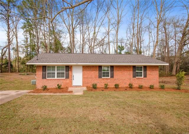 803 E Grubbs Street, Enterprise, AL 36330 (MLS #469647) :: Team Linda Simmons Real Estate