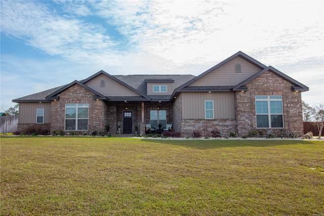 259 County Road 754 Road, Enterprise, AL 36330 (MLS #469733) :: Team Linda Simmons Real Estate