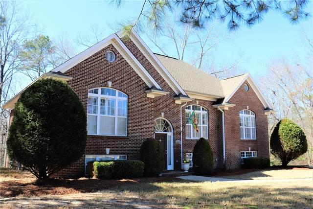 360 Kimrick Drive, Deatsville, AL 36022 (MLS #469767) :: Buck Realty