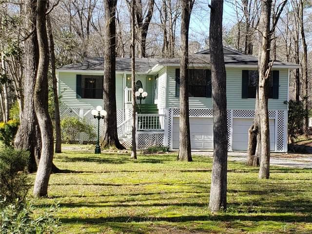 109 Pauline Circle, Wetumpka, AL 36092 (MLS #469850) :: Buck Realty