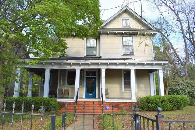 1109 S Hull Street, Montgomery, AL 36104 (MLS #469964) :: Buck Realty
