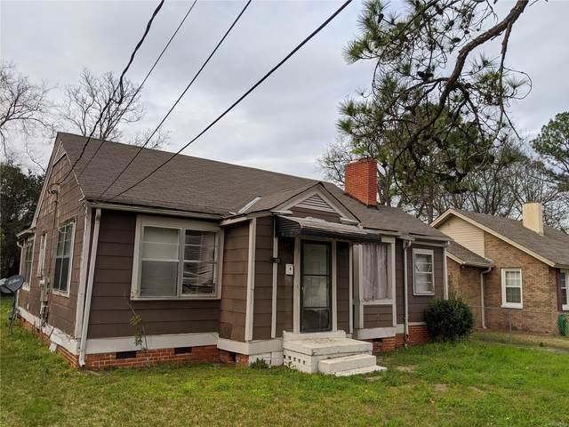 32 Courtland Drive, Montgomery, AL 36105 (MLS #470117) :: Buck Realty