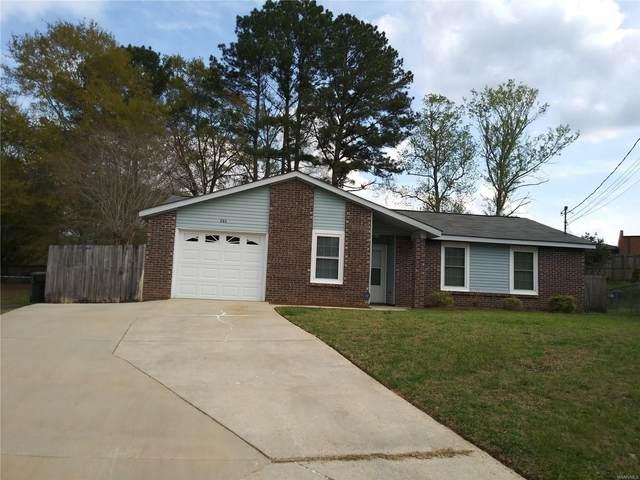 208 Woodsvalley Court, Dothan, AL 36303 (MLS #470272) :: Team Linda Simmons Real Estate
