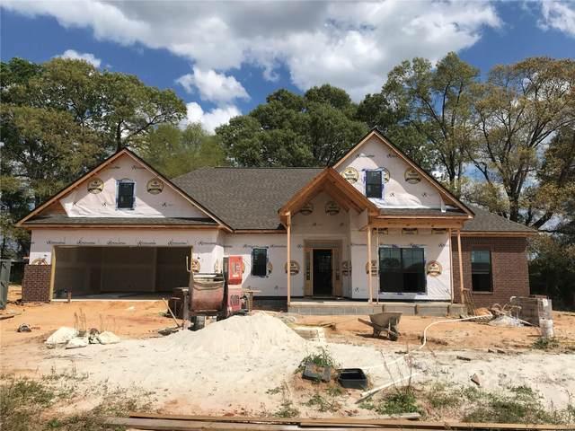269 County Road 753, Enterprise, AL 36330 (MLS #470302) :: Team Linda Simmons Real Estate