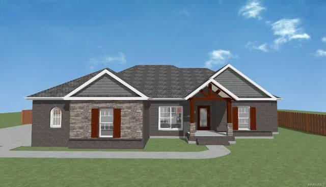 222 Clearview Drive, Enterprise, AL 36330 (MLS #470367) :: Buck Realty