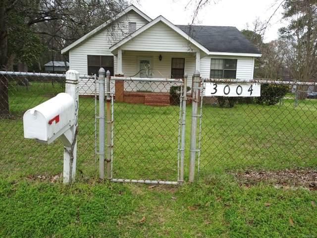 3004 Willena Avenue, Montgomery, AL 36110 (MLS #470490) :: LocAL Realty