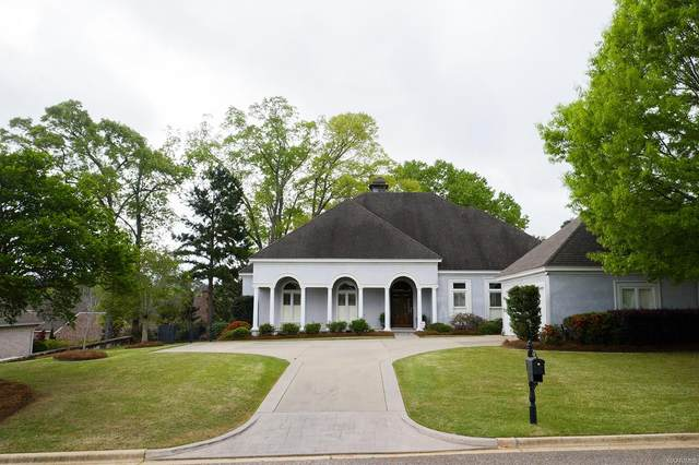 6130 Henley Hedge Court, Montgomery, AL 36117 (MLS #470504) :: Buck Realty