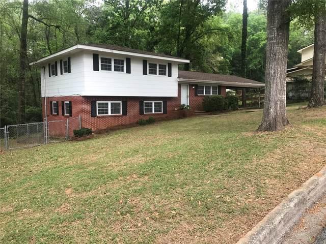 313 Holly Hill Road, Enterprise, AL 36330 (MLS #470619) :: Team Linda Simmons Real Estate