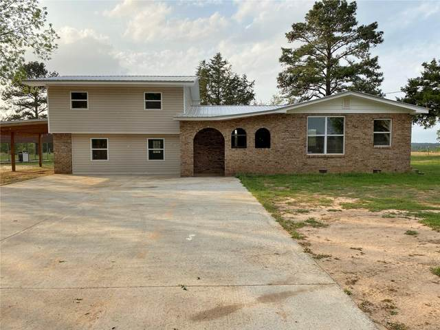 697 County Road 124, Enterprise, AL 36330 (MLS #470630) :: Team Linda Simmons Real Estate