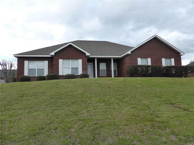 110 Remington Way, Enterprise, AL 36330 (MLS #470666) :: Team Linda Simmons Real Estate