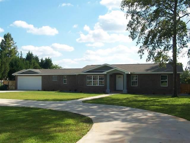 102 Lakewood Drive, Enterprise, AL 36330 (MLS #470704) :: Team Linda Simmons Real Estate