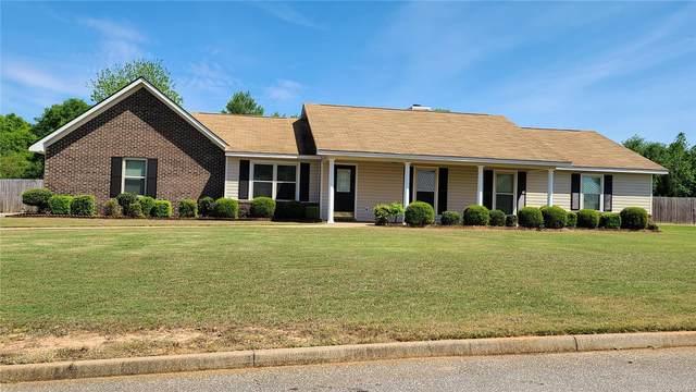 110 Eastridge Court, Daleville, AL 36322 (MLS #470721) :: Team Linda Simmons Real Estate