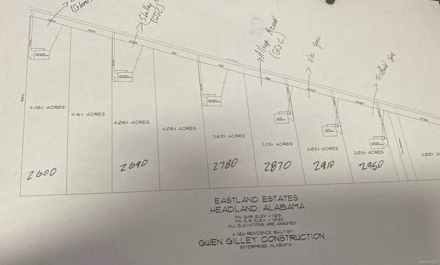 2950 County Road 134 E, Headland, AL 35345 (MLS #470954) :: Team Linda Simmons Real Estate