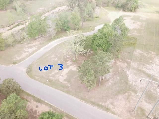 lot 03 Ridge Road, Headland, AL 36345 (MLS #470965) :: Team Linda Simmons Real Estate