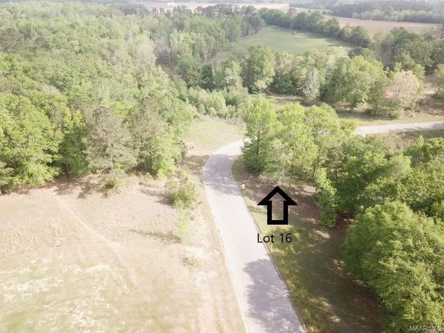 lot 16 Ridge Road, Headland, AL 36345 (MLS #470968) :: Team Linda Simmons Real Estate