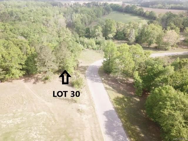 Lot 30 Ridge Road, Headland, AL 36345 (MLS #470976) :: Team Linda Simmons Real Estate