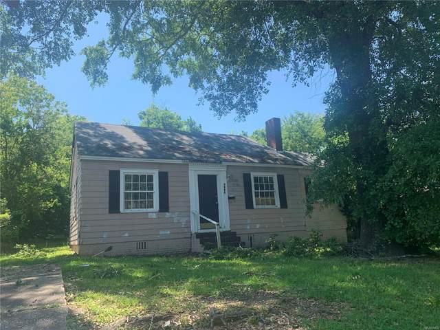 1520 Yancey Avenue, Montgomery, AL 36107 (MLS #471116) :: Buck Realty