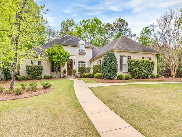 8848 Marsh Ridge Drive, Montgomery, AL 36117 (MLS #471165) :: Buck Realty