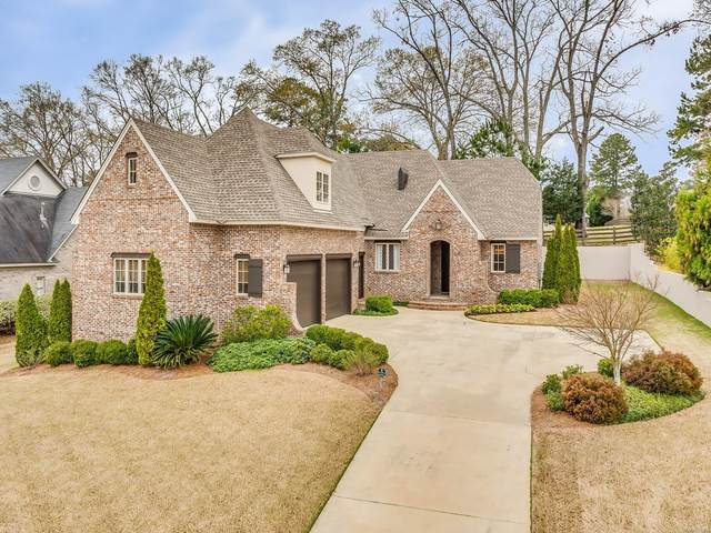 6175 Henley Way, Montgomery, AL 36117 (MLS #471467) :: Buck Realty