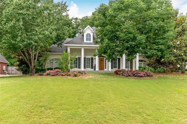 8124 Glynnwood Drive, Montgomery, AL 36117 (MLS #471863) :: Buck Realty
