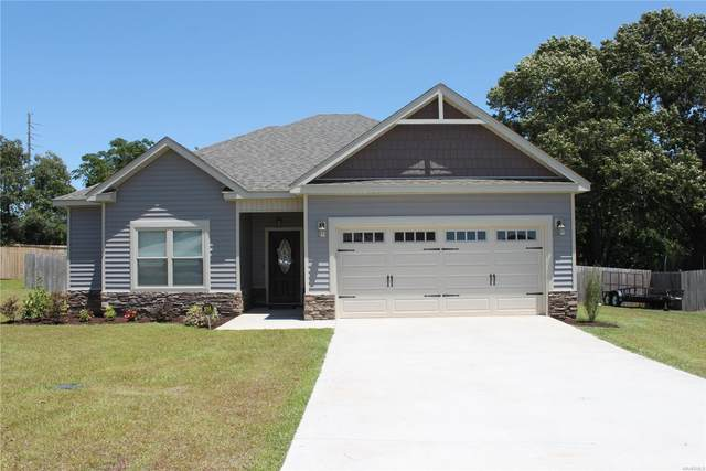399 Mayberry Way, New Brockton, AL 36351 (MLS #472036) :: Team Linda Simmons Real Estate