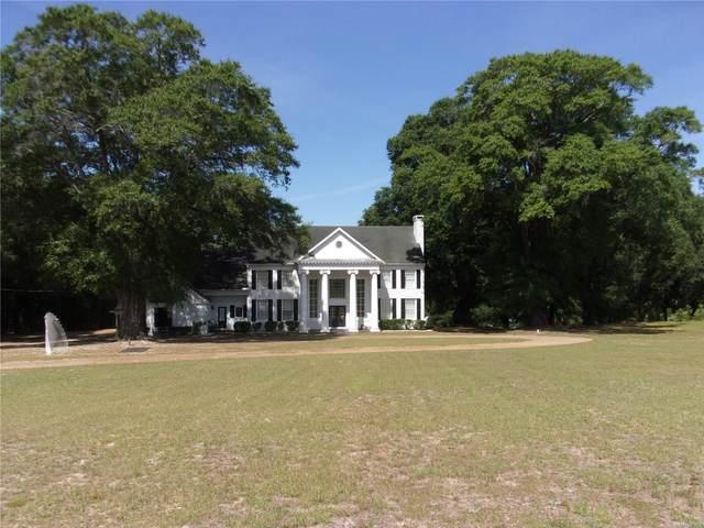 795 County Road 151, New Brockton, AL 36351 (MLS #472110) :: Team Linda Simmons Real Estate