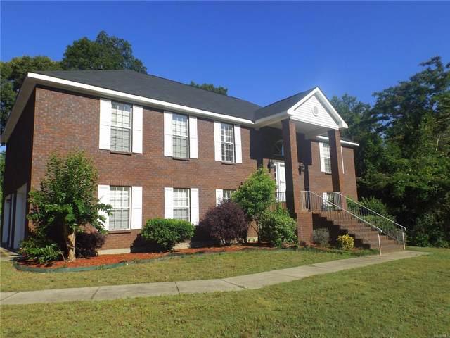 383 Sally Ridge Road, Prattville, AL 36067 (MLS #472284) :: Buck Realty