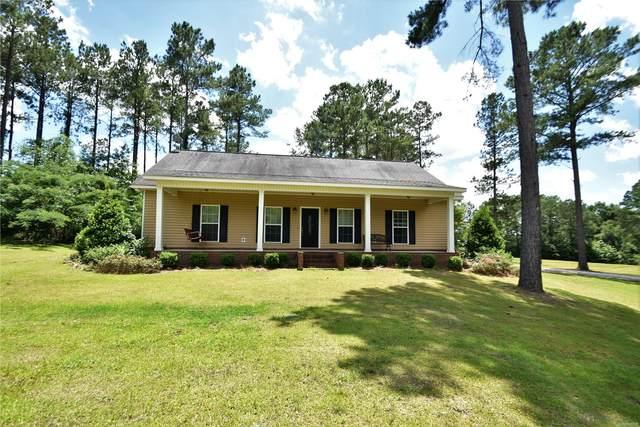 2439 County Road 69 Road, Hartford, AL 36344 (MLS #472349) :: Team Linda Simmons Real Estate