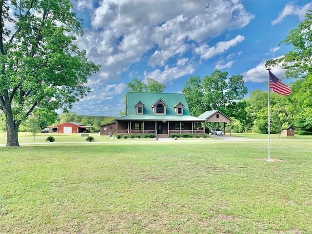1285 Macedonia Road, Hartford, AL 36344 (MLS #472430) :: Team Linda Simmons Real Estate