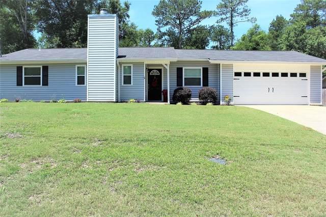 107 Crestview Drive, Enterprise, AL 36330 (MLS #472615) :: Team Linda Simmons Real Estate