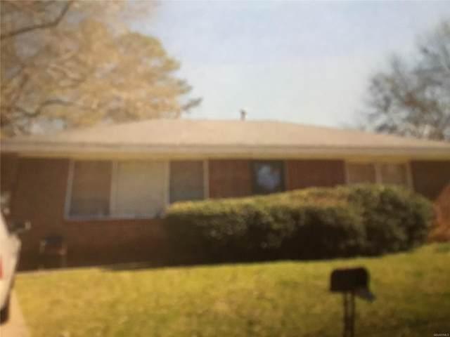 336 3rd Street, Montgomery, AL 36110 (MLS #472692) :: Buck Realty