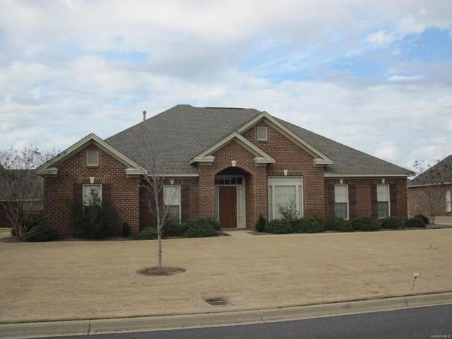 5549 Sienna Circle, Montgomery, AL 36116 (MLS #472788) :: Buck Realty