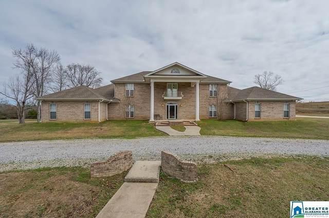 1305 County Road 47, Clanton, AL 35045 (MLS #472865) :: Buck Realty