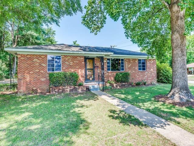 1091 Rosedale Drive, Montgomery, AL 36107 (MLS #472982) :: Buck Realty
