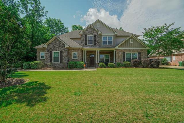9006 Caraway Lane, Montgomery, AL 36117 (MLS #474087) :: Buck Realty